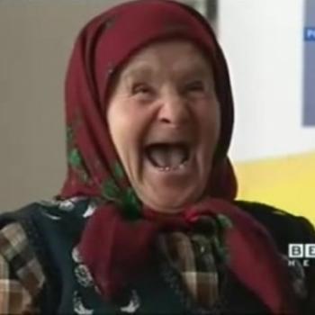 баба Клава