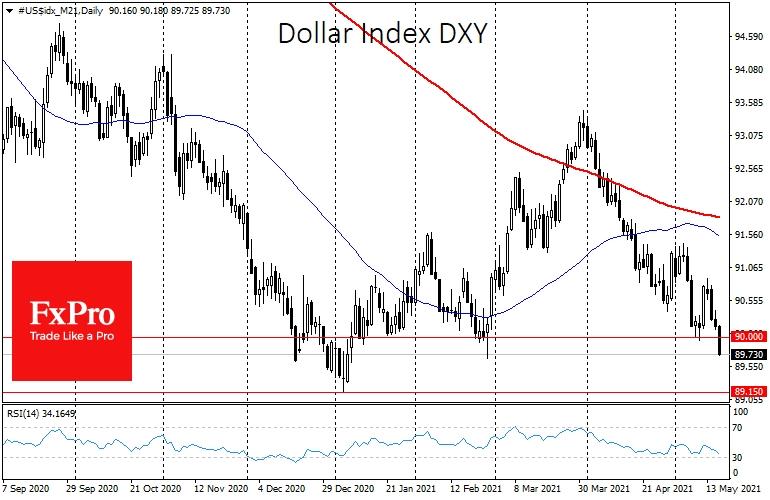Начинается битва за доллар. Чем ответит рубль?