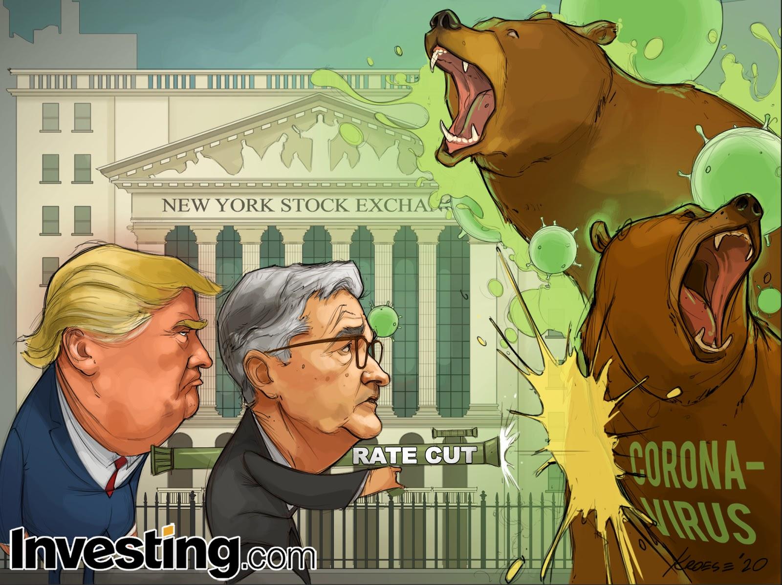 ФРС снижает ставку