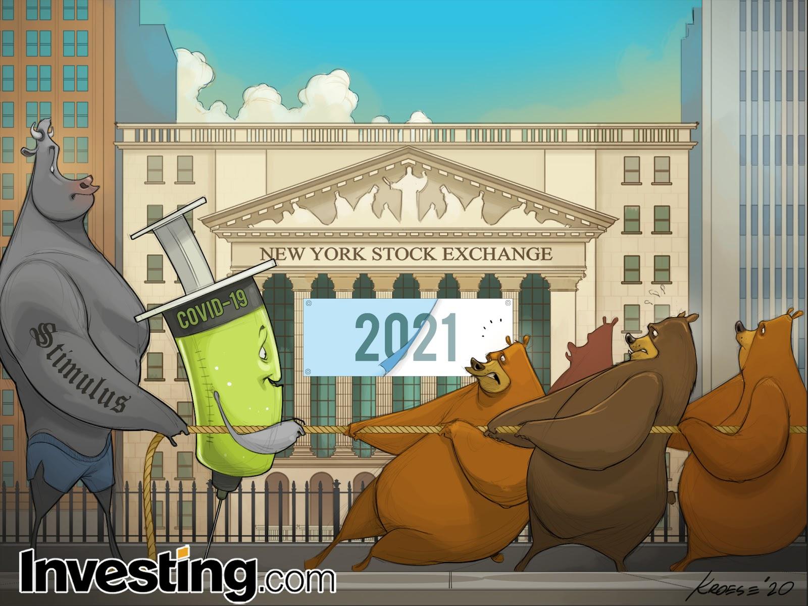 Рынок настроен на рост и в новом 2021 году