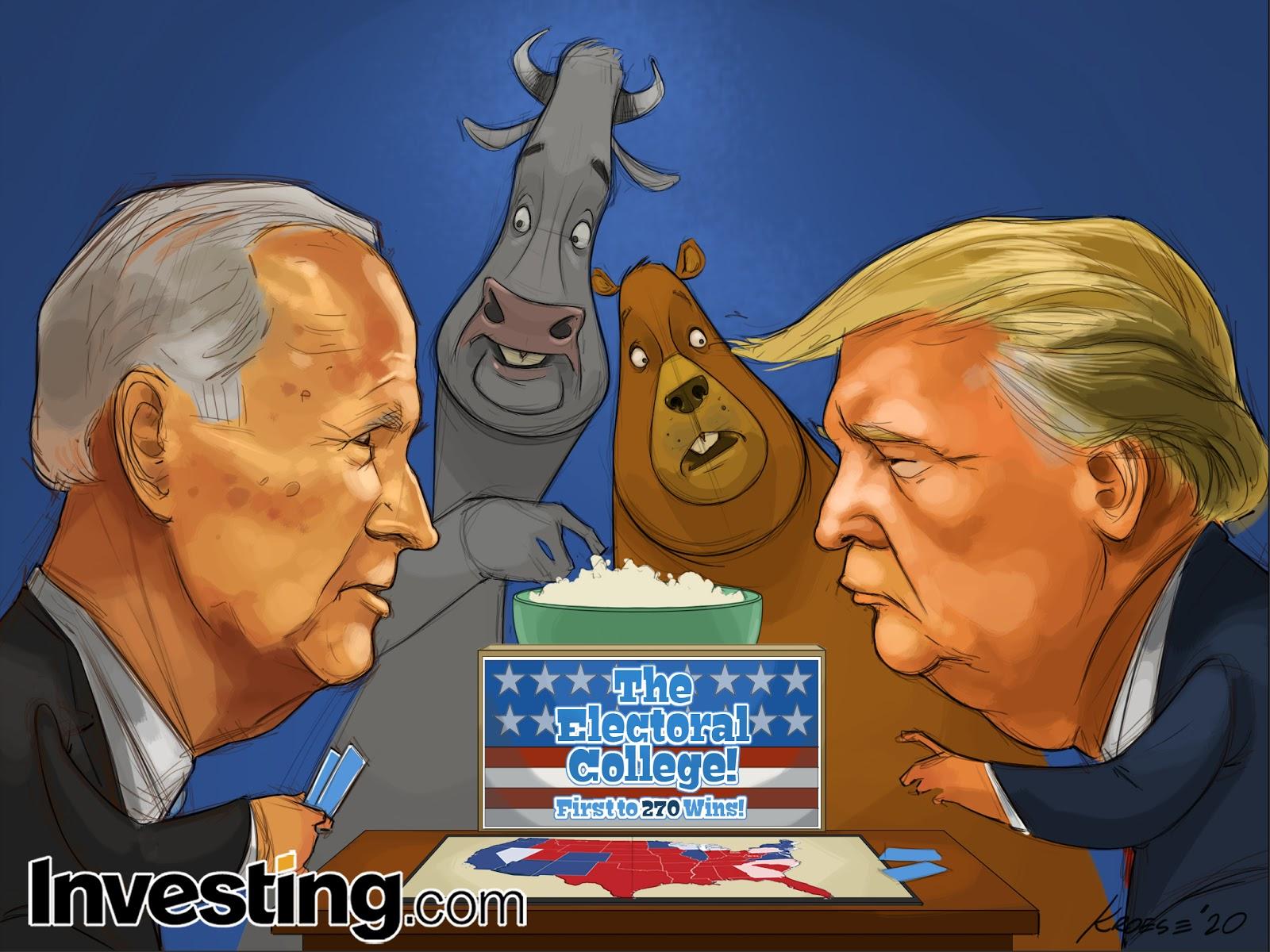 Американская политика подпитывает волатильность мировых рынков